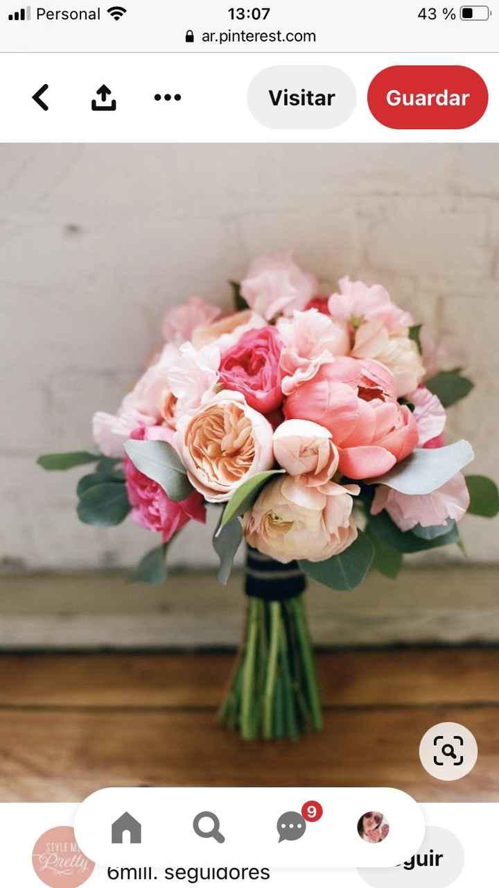 Algunas fotos de ramos de novia, ¿cómo será el de ustedes ,amigas? 4