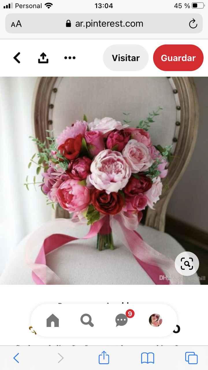 Algunas fotos de ramos de novia, ¿cómo será el de ustedes ,amigas? 6