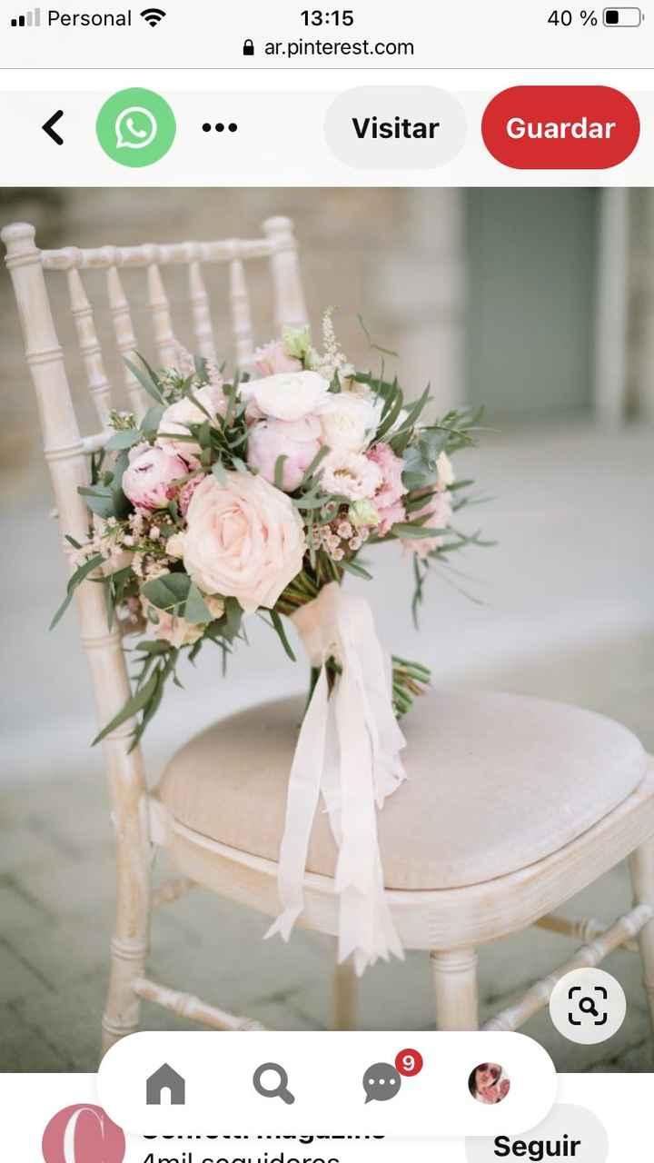 Algunas fotos de ramos de novia, ¿cómo será el de ustedes ,amigas? 7