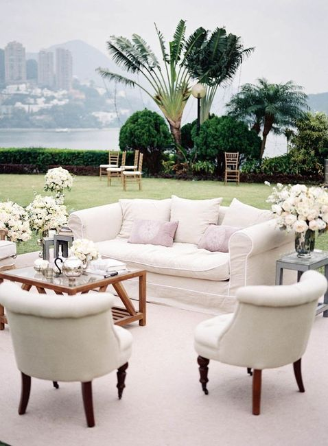 Ideas de Ambientación en tonos Rosas y Blanco. 10
