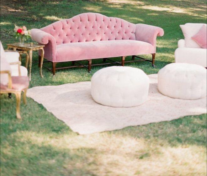 Ideas de Ambientación en tonos Rosas y Blanco. 13