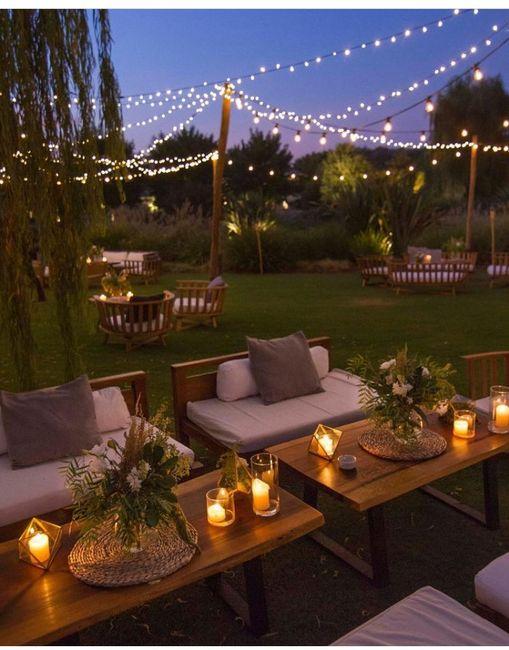 Diferentes estilos de ambientación... Cuál te gustaría tener en tu casamiento? 1