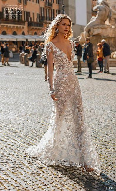 Vestidos de Novia, 2 parte... Cuál te gusta más? 6