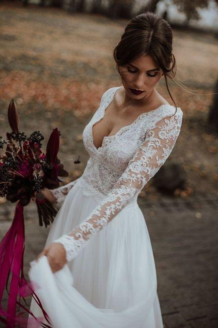 Vestidos de Novia, 2 parte... Cuál te gusta más? 8