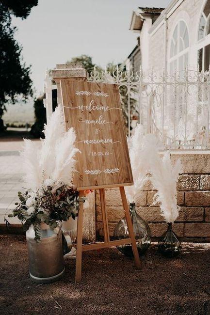 Recepción de bodas... Diferentes estilos de deco para elegir 3