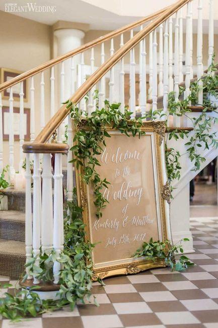 Recepción de bodas... Diferentes estilos de deco para elegir 12