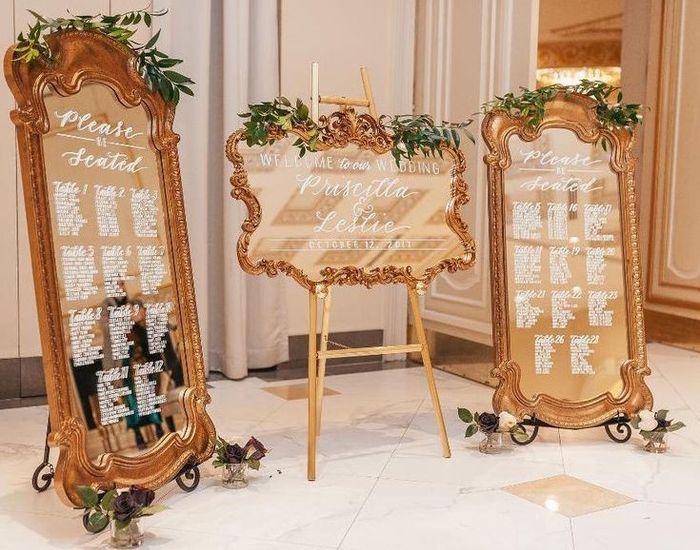 Recepción de bodas... Diferentes estilos de deco para elegir 13