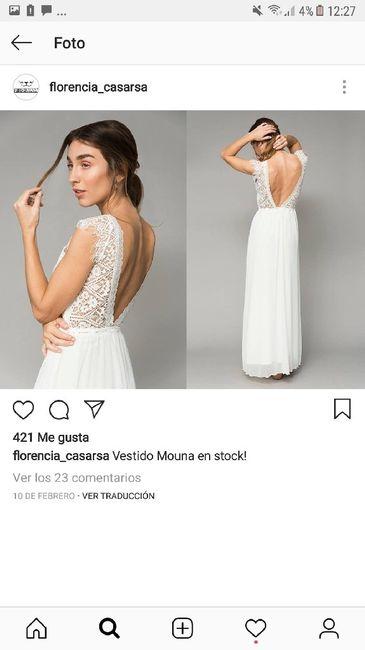 Vestidos civil verano 2019