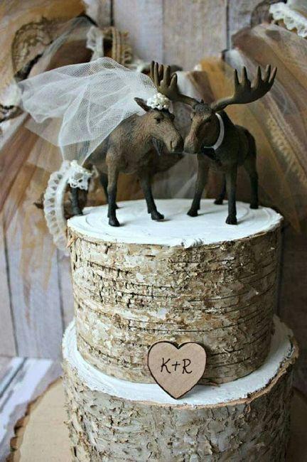 20 tortas de bodas divertidas - 12