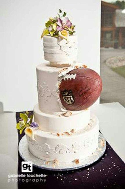 20 tortas de bodas divertidas - 13