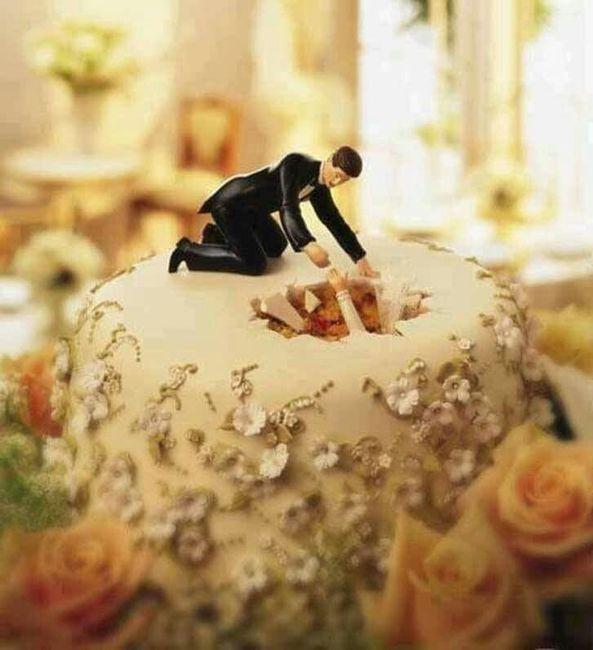 20 tortas de bodas divertidas - 14