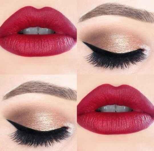 Prueba de make up - 1