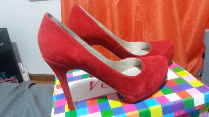 Zapatos!!!!!! Enamoradisima!!!!!  - 1