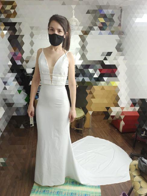 Vestido de Novia 💗 - 1
