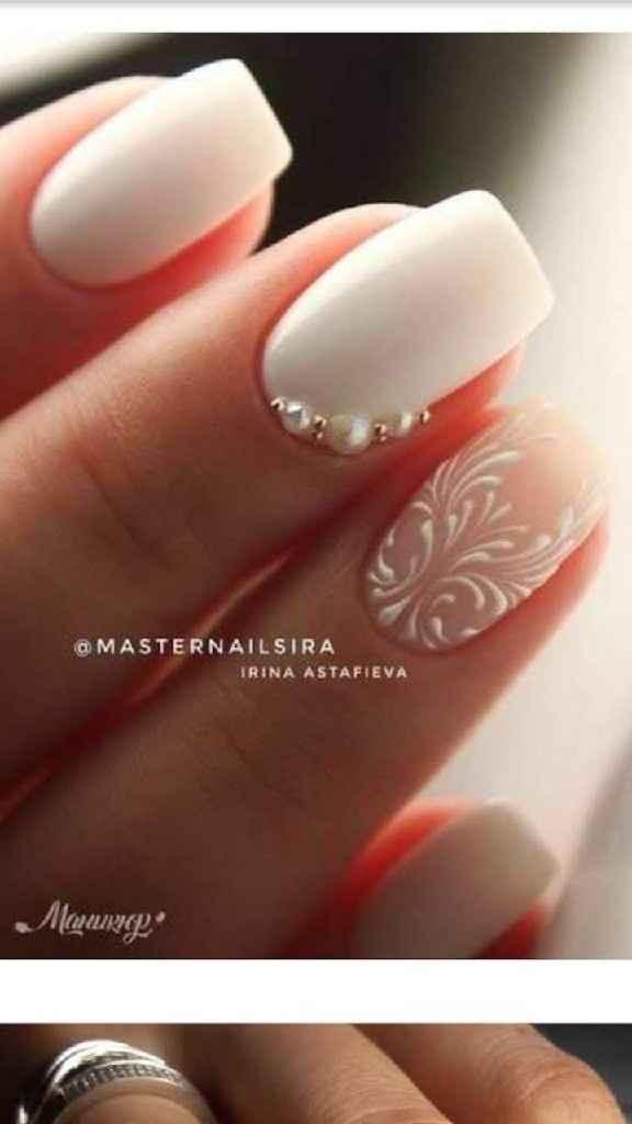 Mis uñas hermosas - 1