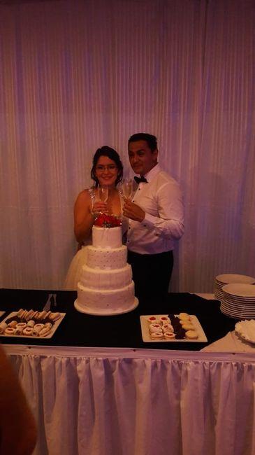 Felizmente casados!! 3