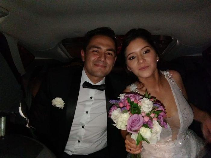 Felizmente casados!! 5