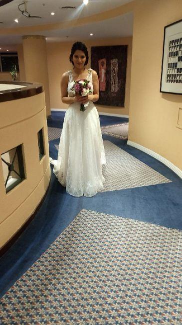Felizmente casados!! 7