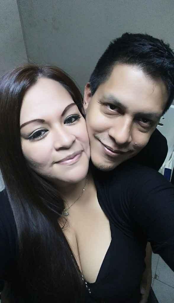 Patricia y Miguel. Nuestro calendario de amor - 1