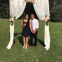Roxana, mi casamiento en tres imágenes 😊 - 2