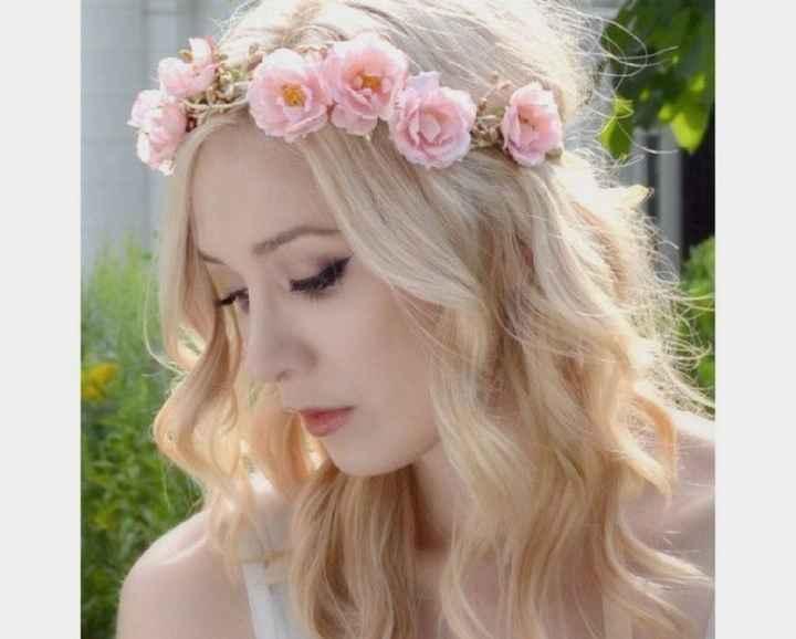 Tocados para el mes rosa 🌺 - 4