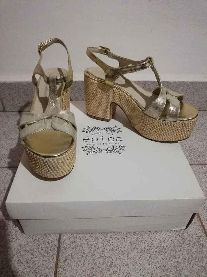 ¿Qué zapatos de casamiento elegiste? ¿Tips? - 1