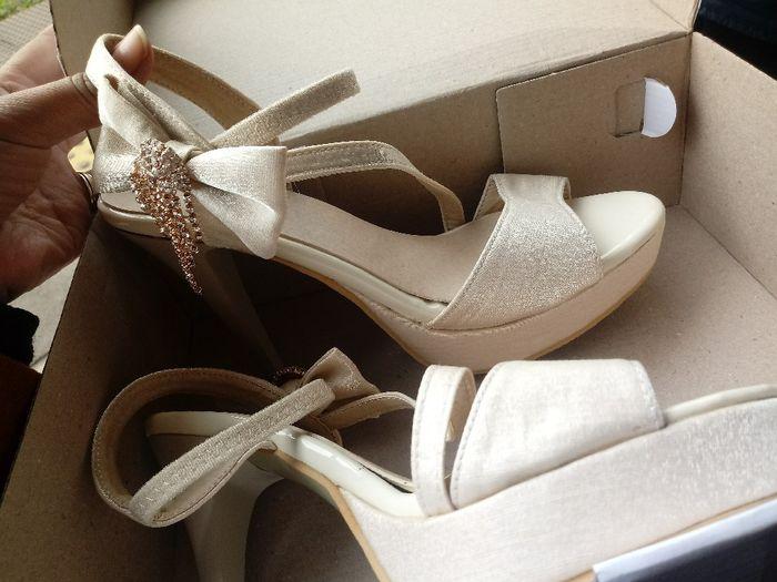 Mis lindos zapatos - 1