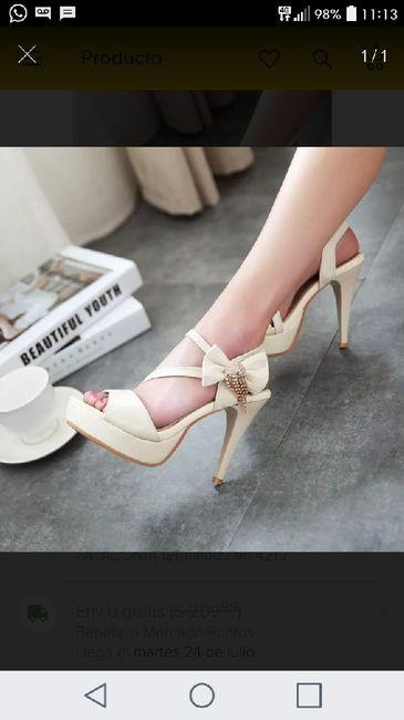 Mis lindos zapatos - 3