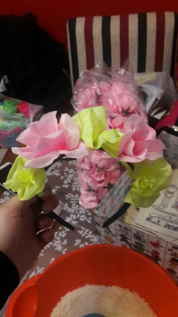 Vichas de flores - 1