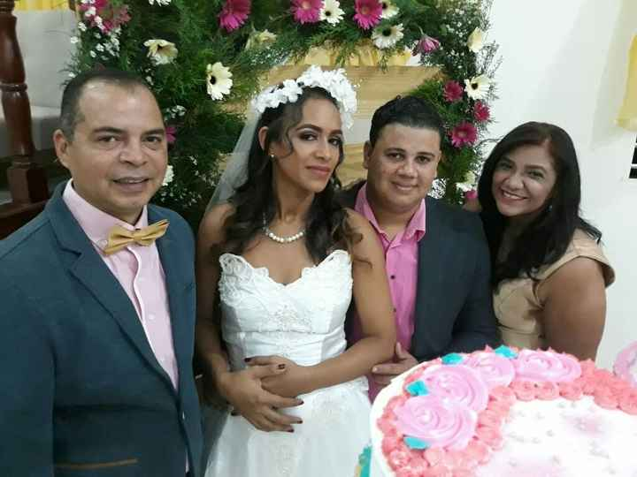 Crónicas de mi boda - 2
