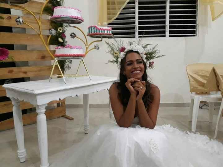 Crónicas de mi boda - 3