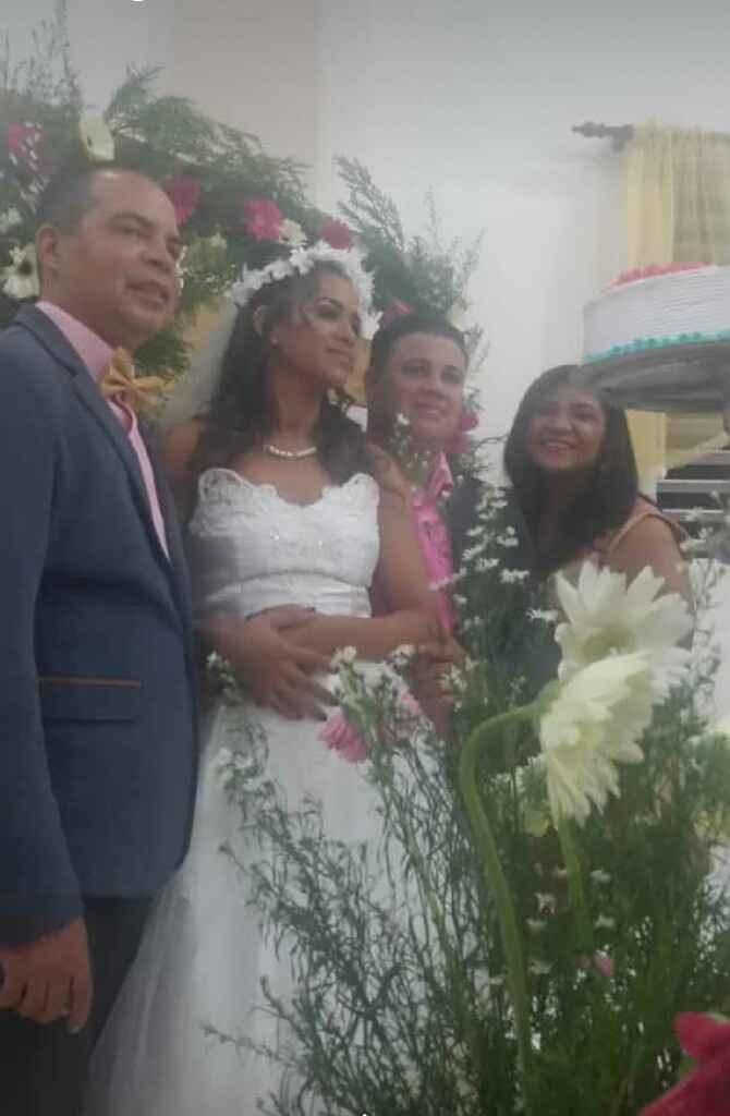 Crónicas de mi boda - 4