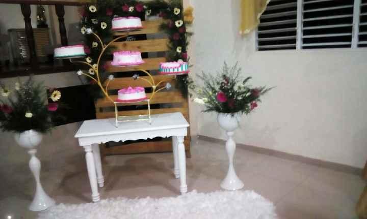 Crónicas de mi boda - 8