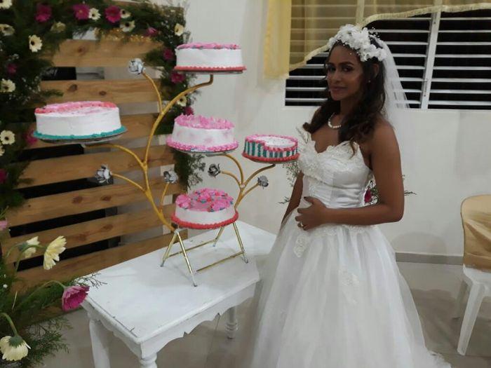 Crónicas de mi boda 1