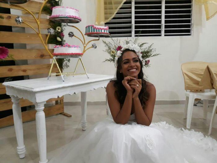 Crónicas de mi boda 2