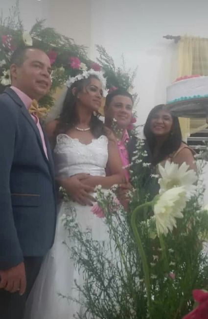 Crónicas de mi boda 3