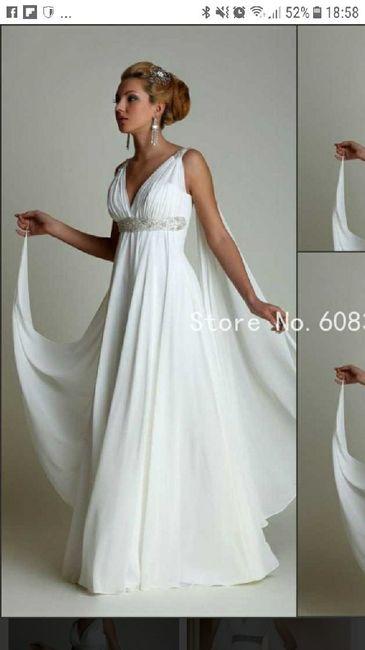¿Cómo quieres tu vestido de novia? - 2