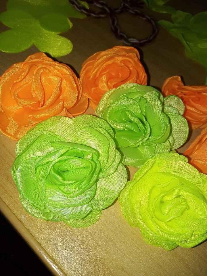 Flores vinchas: consulta - 1