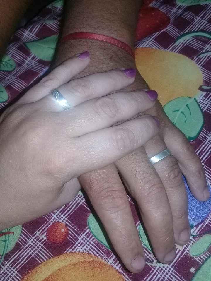 Estoy felizmente comprometida - 2