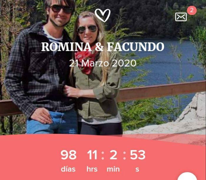 Novios que nos casamos el 21 de Marzo de 2020 en Buenos Aires 1