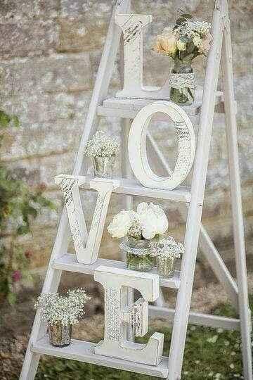 Ideas bodas campestres!! - 12