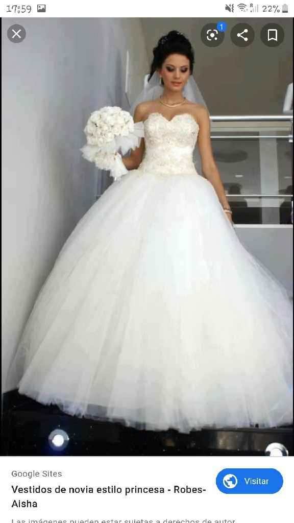 Angie + Mi look de novia será estilo princesa - 2