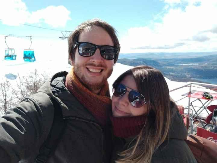 Angie + Santi, celebramos nuestro 6º día de los enamorados - 1