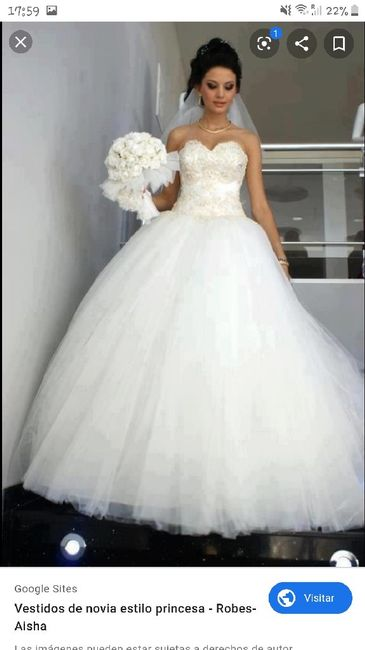 Angie + Mi look de novia será estilo princesa 2