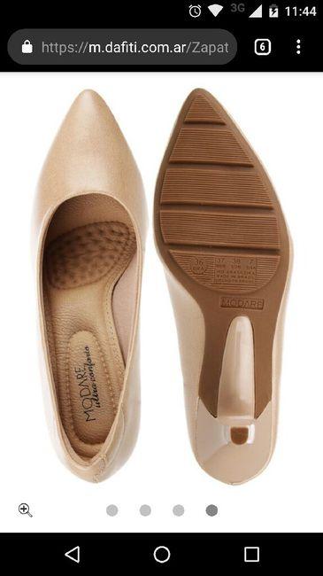 Dato zapatos ultra cómodos! 1