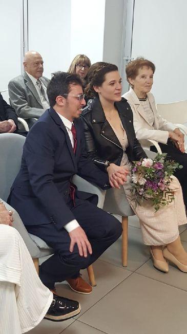 Felizmente casados!! 2