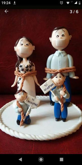 ¿Tienen pensado incluir torta de novios? 4