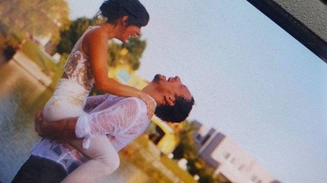 Casamiento famosos: Nico Vazquez & Gime Accardi 2