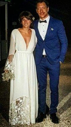 Casamiento famosos: Nico Vazquez & Gime Accardi 3
