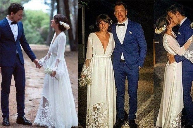 Casamiento famosos: Nico Vazquez & Gime Accardi 5